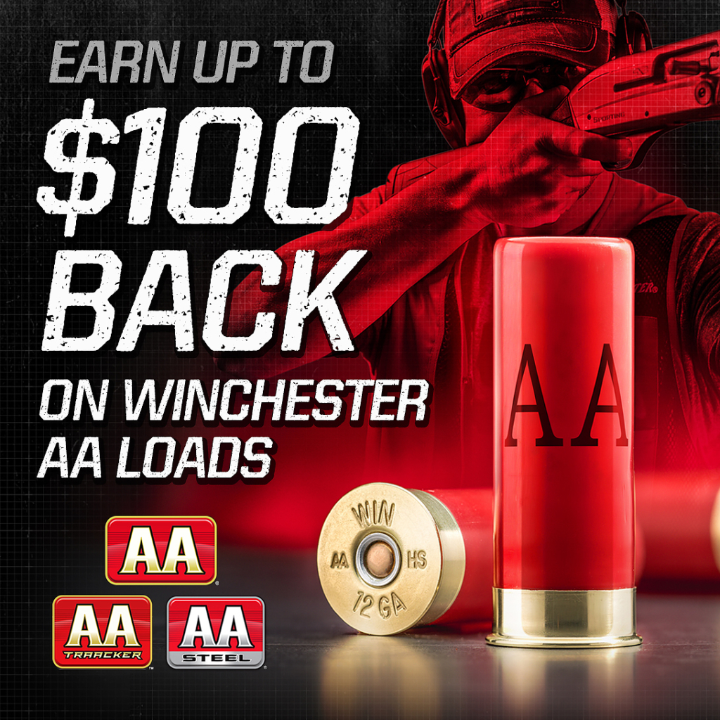 Winchester Ammo Sacramento