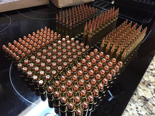 reloaded ammo Sacramento